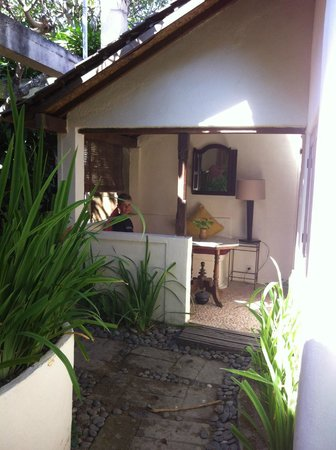 La Taverna Suites : Porch 2