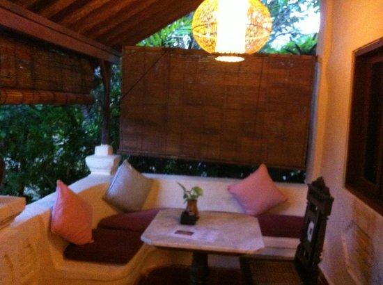 Hotel La Taverna : Porch 1