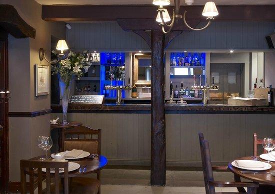 The Hopper Lane Hotel: The hopper lane bar