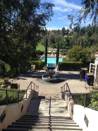 Rancho Bernardo Inn: view of spa pool