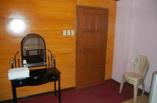 Patio Isabel Resort Hostel and Dormitory: Vanity