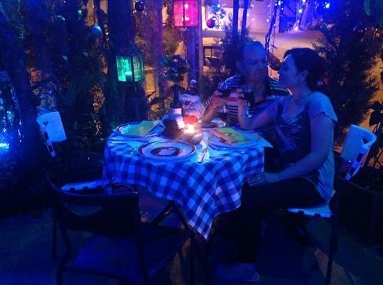 Restaurante La Toscana : navidad
