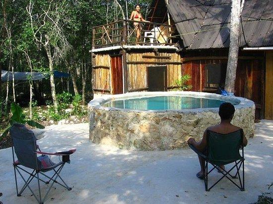 Quintana Roo National Park Cabins