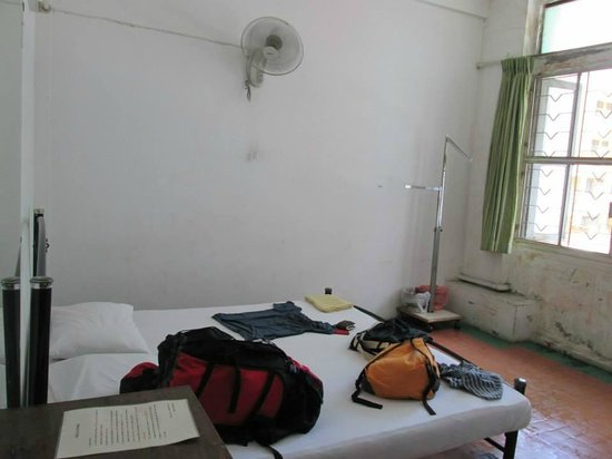 Cathay Guest House : The double room