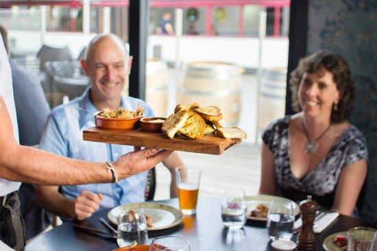 Pork Rillette to Share Public Kitchen & Bar