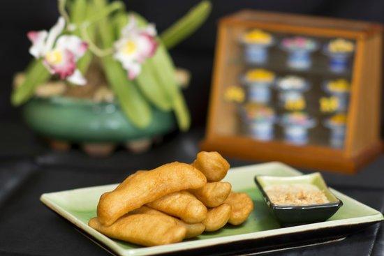 Thai Silk Restaurant: Thai Donut