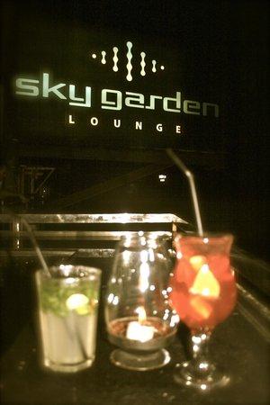 Sky Garden Bali: Drinks at Sky Garden
