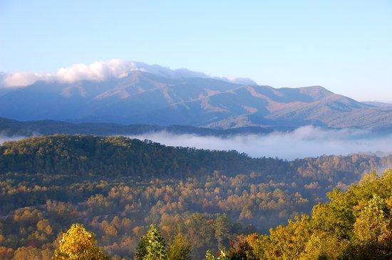 Deer Ridge Mountain Resort: view from room