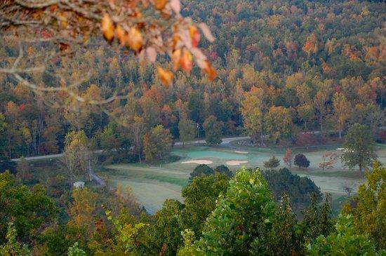 Deer Ridge Mountain Resort: golf hole