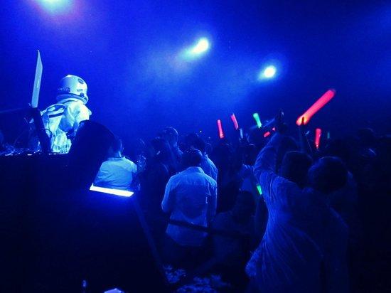 Moon Nightclub: Inside at the dance floor