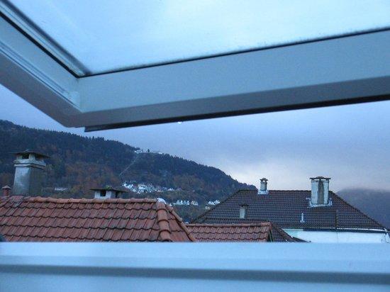 Klosterhagen Hotel : View from 301 roof window