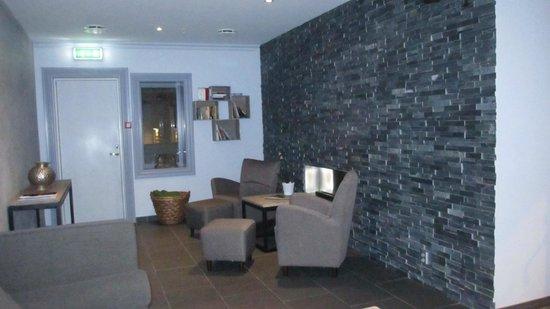 Klosterhagen Hotel : Living room/waiting area