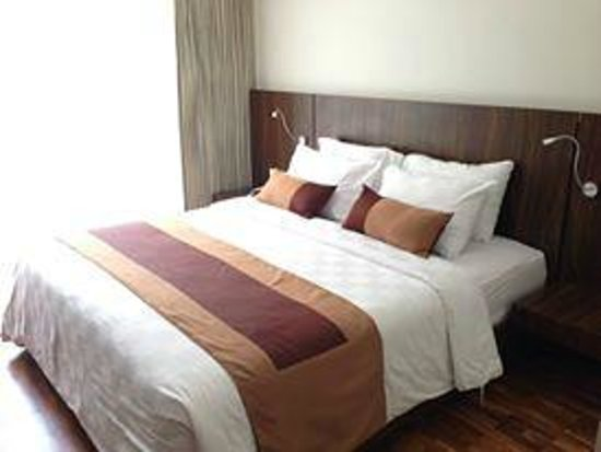 The Bene Hotel: Bed