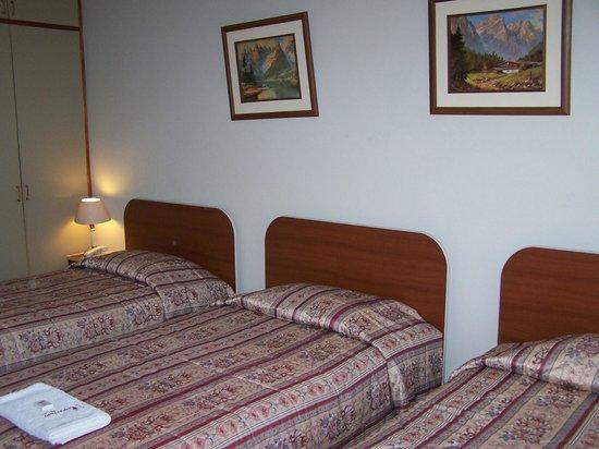 Imperium Hotel Lima : Habitación Triple