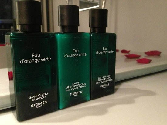 Sofitel Vienna Stephansdom: Bathroom amenities