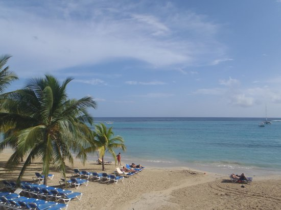 ClubHotel Riu Ocho Rios : gorgeous beach