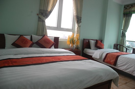 Phuong Anh Hotel : Superior twin room
