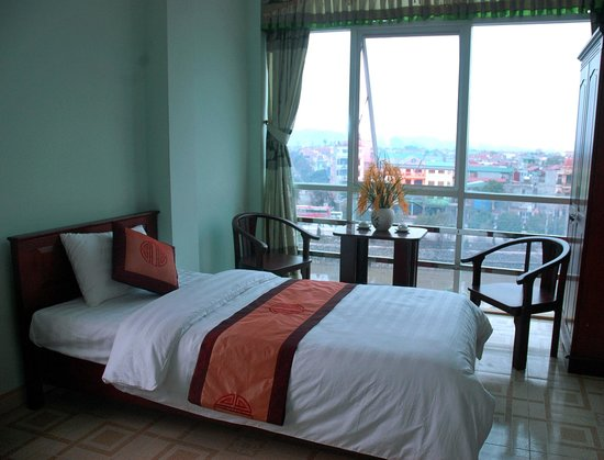 Phuong Anh Hotel : Deluxe double room