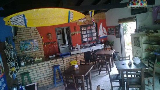 Pousada Convento Da Penha: Restaurante