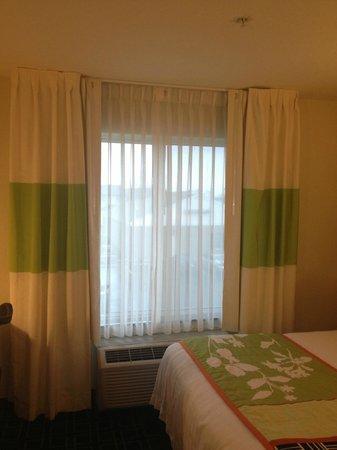 Fairfield Inn & Suites Ottawa Starved Rock Area: Window