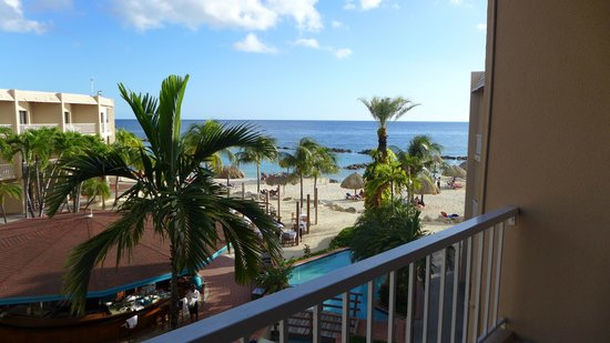 Sunscape Curacao Resort Spa & Casino - Curacao: view from my room