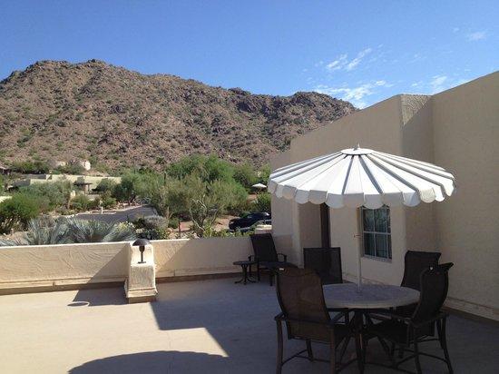 JW Marriott Scottsdale Camelback Inn Resort & Spa: Casita King Room