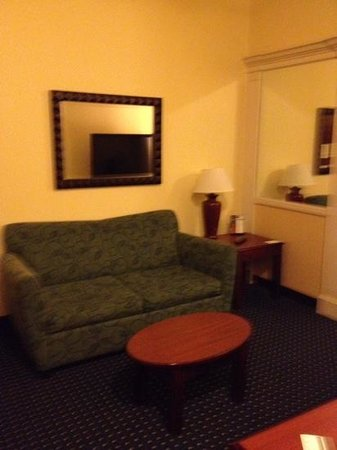SpringHill Suites Atlanta Kennesaw: Springhill Suites in Kennesaw Living Room