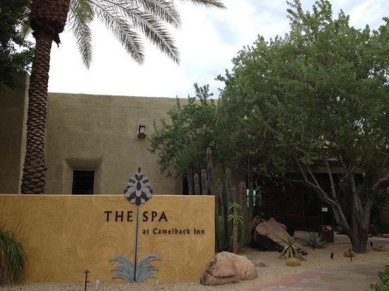JW Marriott Scottsdale Camelback Inn Resort & Spa: Spa