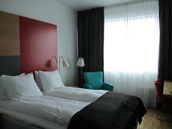 Thon Hotel Kirkenes: Bedroom