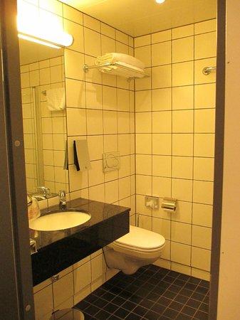 Thon Hotel Kirkenes: bathroom