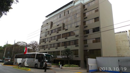 Roosevelt Hotel & Suites: hermoso sector
