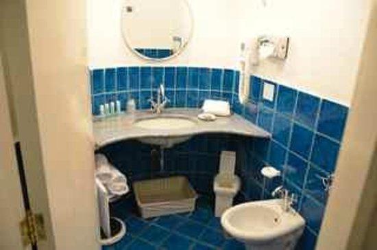 Positano Art Hotel Pasitea: Bath