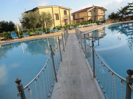 Grand Hotel Vesuvio: Pool