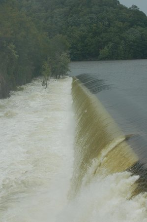 Spillway at the New Croton Dam
