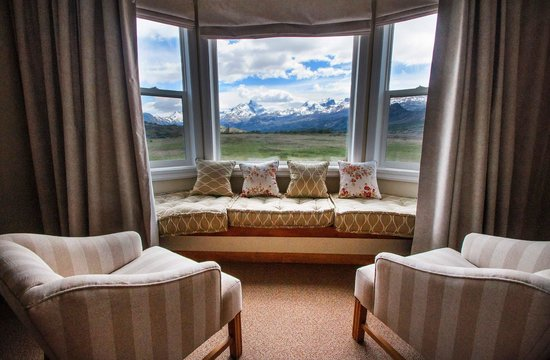 Estancia Cristina Lodge: View from Room