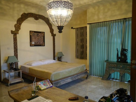 Green Field Hotel and Bungalows: Super Delax Room