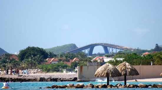 Sunscape Curacao Resort Spa & Casino : Picture Of Bridge From Sunscape
