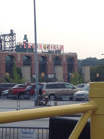 Turner Field: Take Me Out to the Ball Game!!