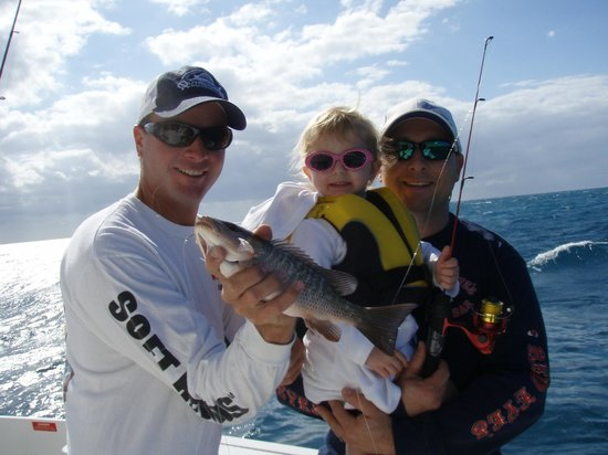 Captain Cadillac Fishing Charters: Come fish on the friendliest charter in the Keys!