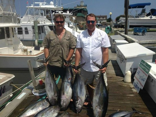 Captain Cadillac Fishing Charters