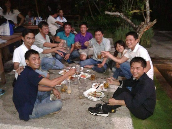 Paintball Saigon : A. Menarini Corporate Event