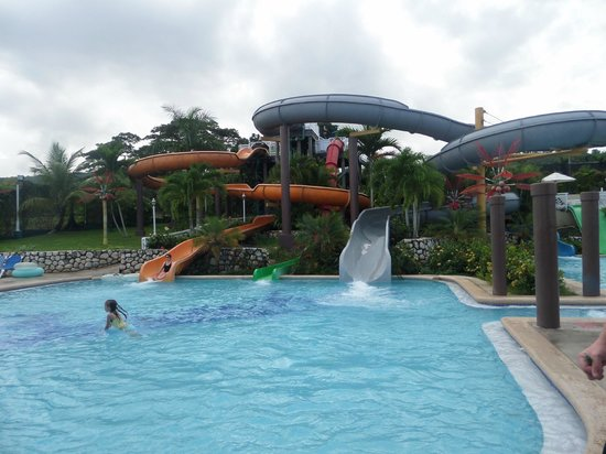 Beaches Ocho Rios Resort & Golf Club: Water slides