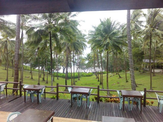 Ban Raya Resort & Spa: View from restaurant