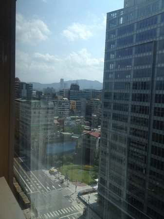 The Westin Taipei: View from our room