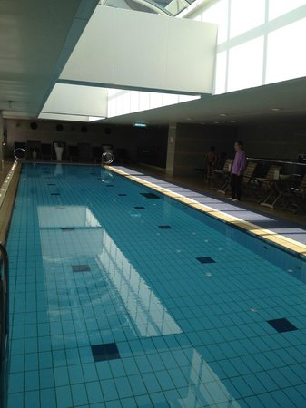 The Westin Taipei: Indoor pool