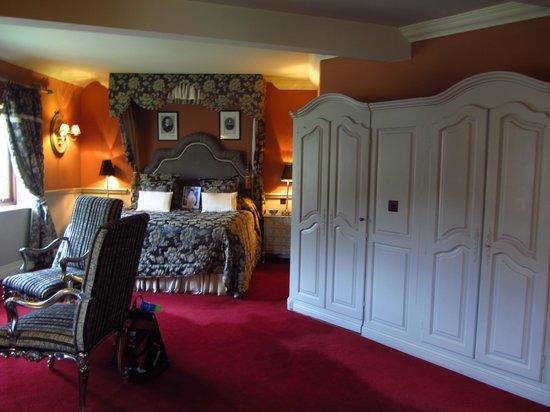 Coombe Abbey Hotel: Habitación