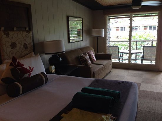 The Mauian Hotel on Napili Beach : Room 215