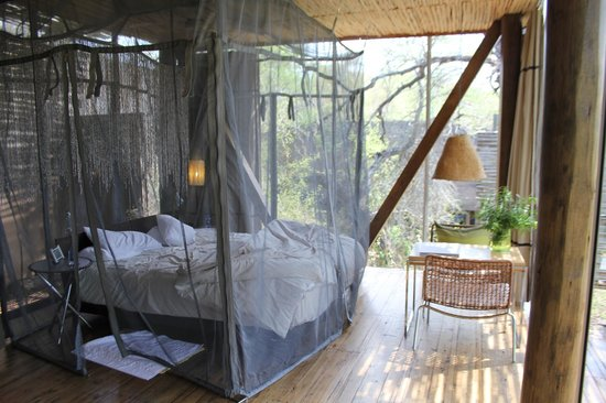 Singita Sweni Lodge : Room
