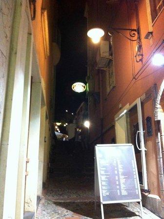Da Cristina: outside view