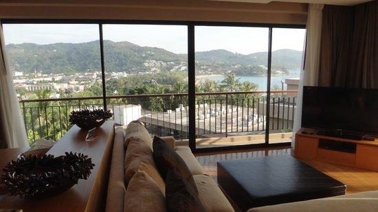 Novotel Phuket Kata Avista Resort and Spa: View from room